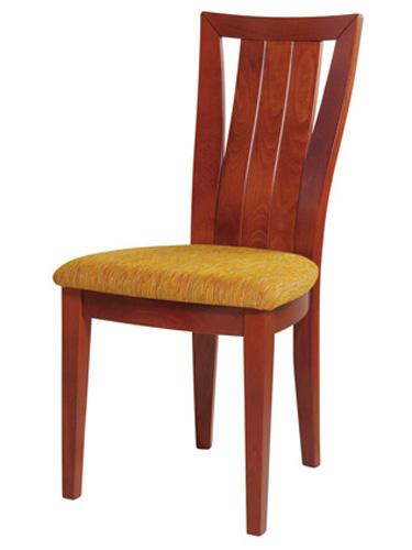 Serrano szék fa támlával