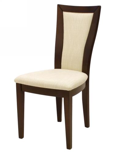 Serrano  szék kárp. támlával
